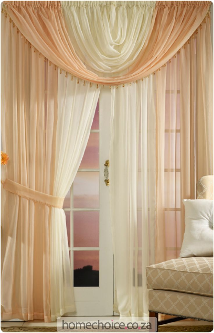Sarah curtain set gifts for a blushing bride - Gardinen dekorationsvorschlage ...