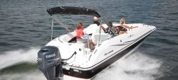 New 2013 - Hurricane Deck Boats - SS 202 OB