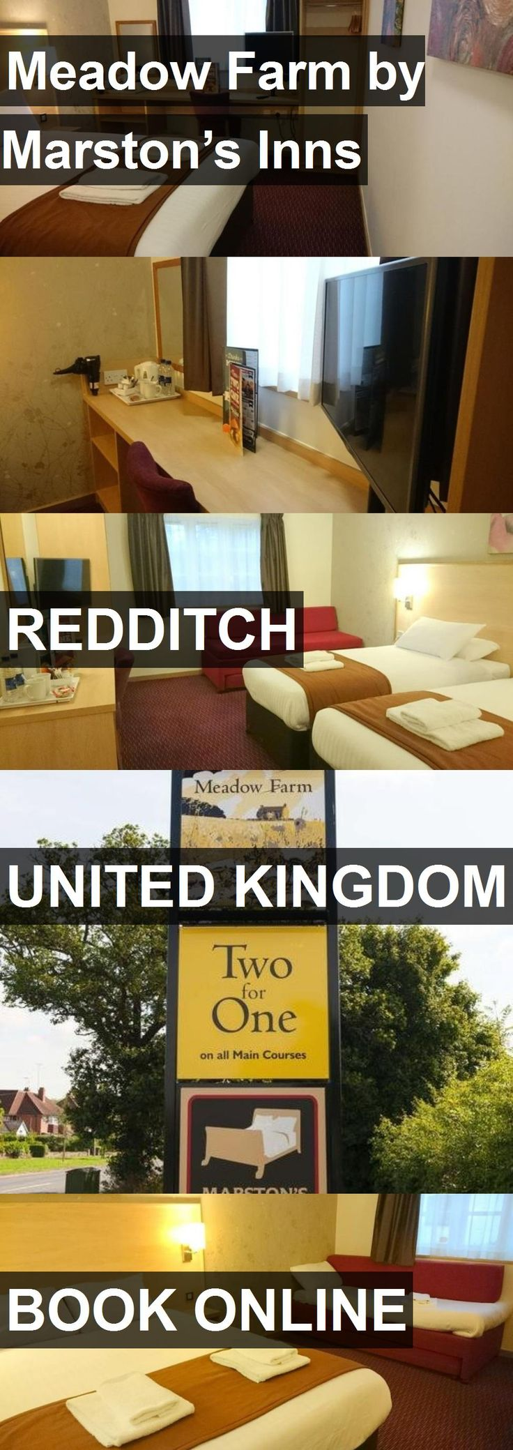 Hotel Meadow Farm by Marston's Inns in REDDITCH, United Kingdom. For more information, photos, reviews and best prices please follow the link. #UnitedKingdom #REDDITCH #travel #vacation #hotel