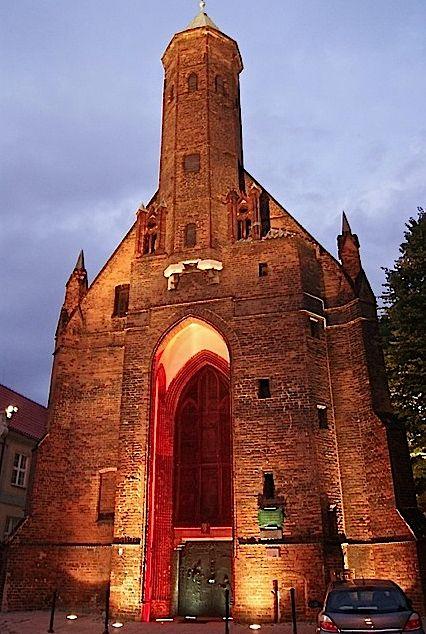 Kościół św. Elżbiety | #gdansk #sightseeing