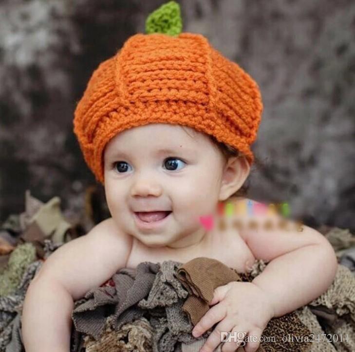 Купить оптом дешевые  новое прибытие детские ручной работы тыква шляпы крючком вязаные детские детские фото реквизит для новорожденных младенцев костюм зимние шапки шапки с характеристикой: купола  , однотонные  , от olivia2472011  на Ru.dhgate.com и получить доставку в любую точку мира.