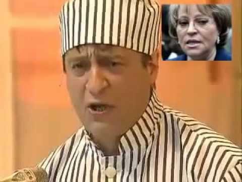 Хазанов о Единой России - партии жуликов и воров.