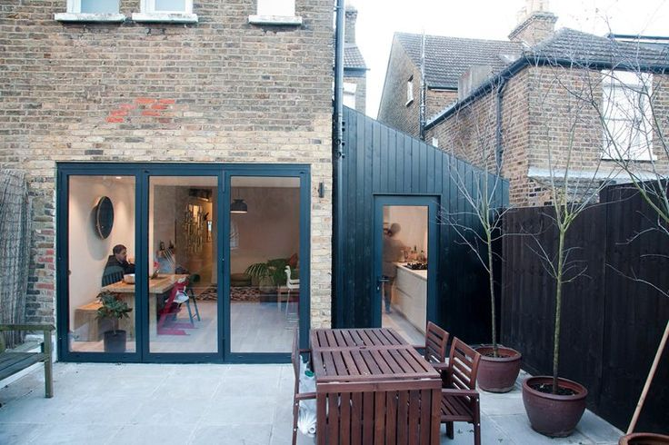 Dulwich Extension, London, mimodo architects