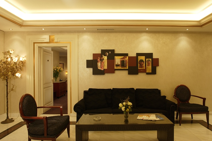 Theoxenia House Lobby, A Member of Small Luxury Hotels of the World, Boutique Luxury Hotel, Kifissia, Athens, Greece