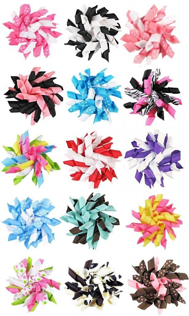 Korker Hair Bow Packs