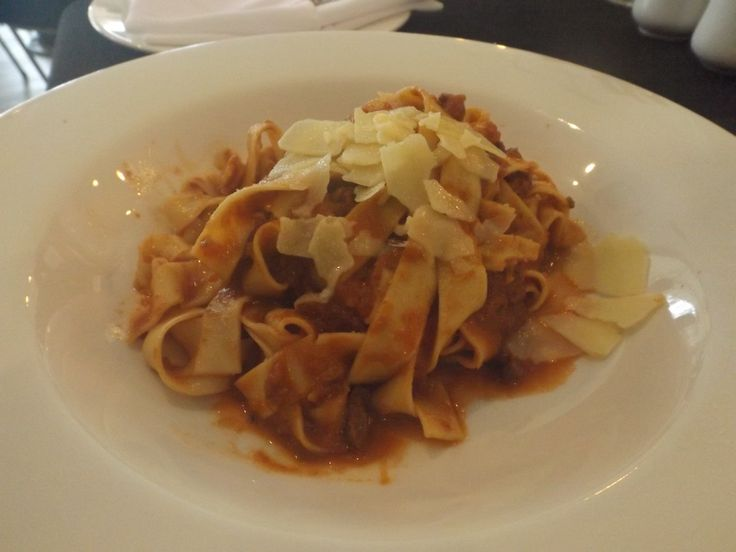 Pasta Bolognese, our way :)
