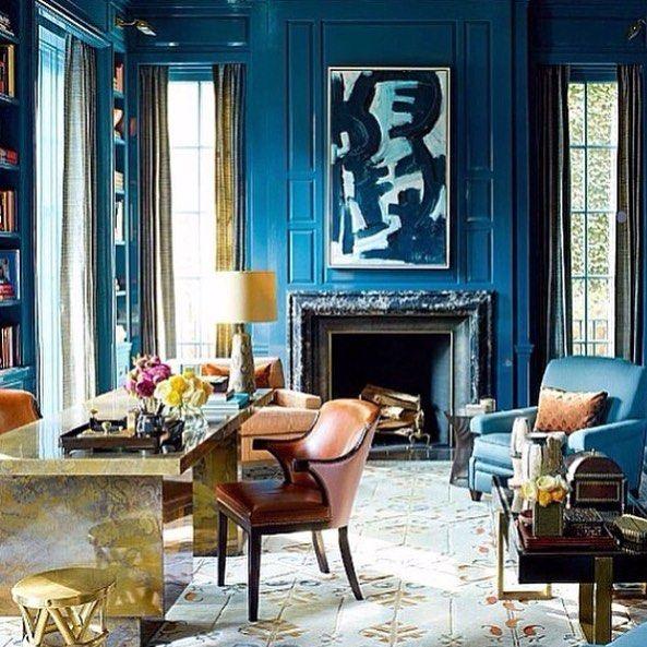 matching colours studyroom blue design inspiration colours rh pinterest com