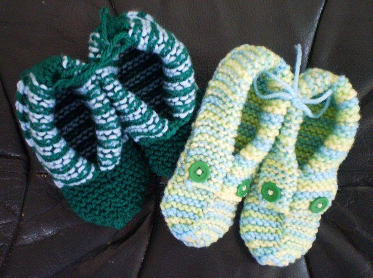 Slippers for kids in hospital.