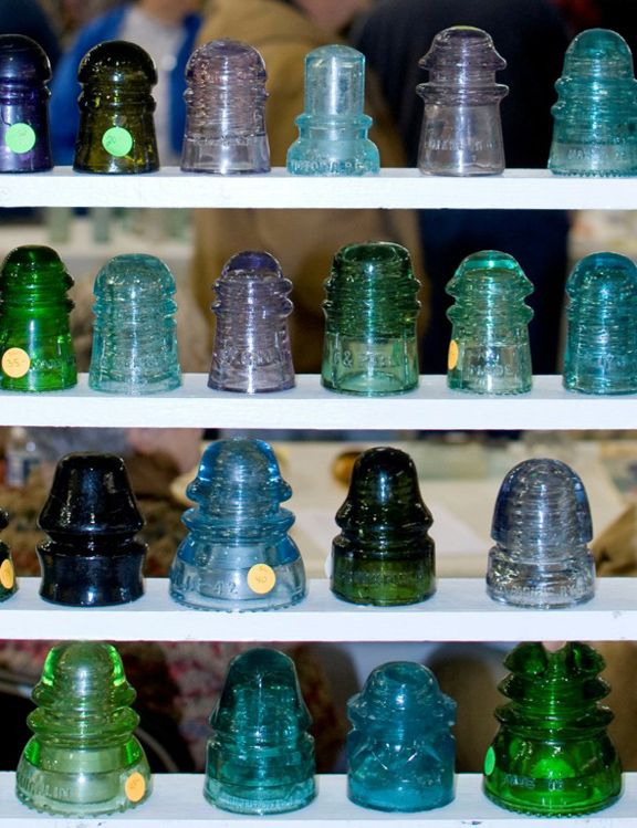 19 best images about old telephone insulators on pinterest for Glass telephone pole insulators