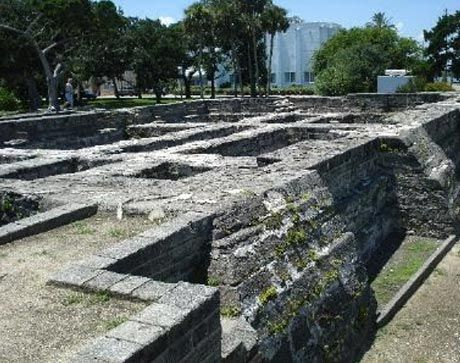 History lovers should visit the Turnbull Ruins in New Smyrna Beach, Florida!