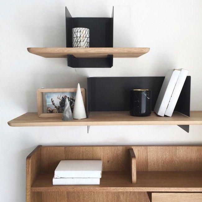 Clip Wall Shelf - Medium