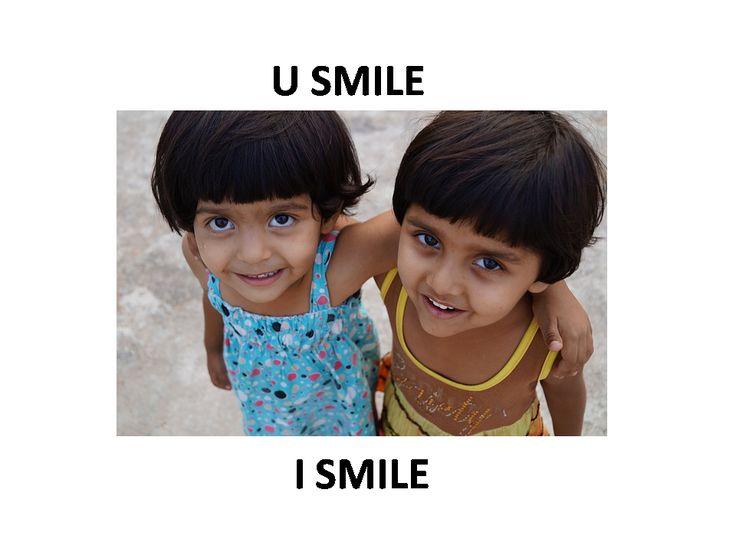 Let us #smile