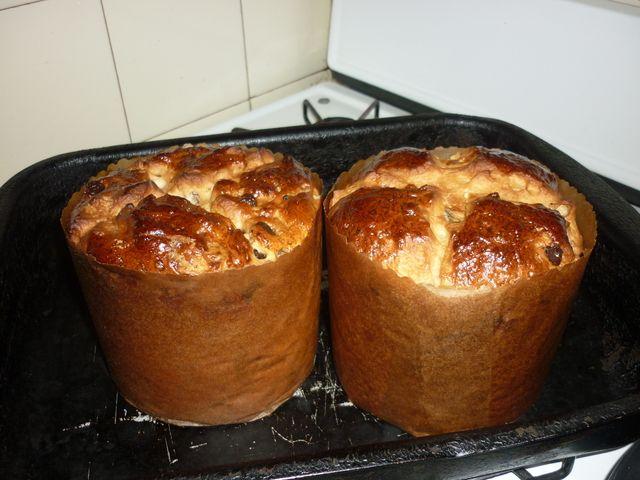 Pan dulce navideño distinto. Ver la receta http://www.mis-recetas.org/recetas/show/34108-pan-dulce-navideno-distinto