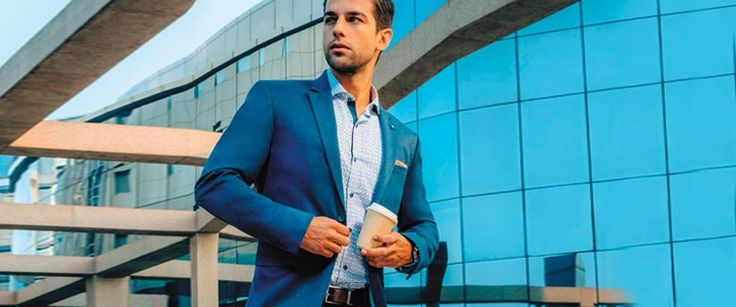 5 Kinds of Formal Shirts a Man Needs To Work  at Office