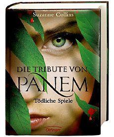 Die Tribute von Panem - Tödliche Spiele Buch portofrei bestellen - Weltbild.de