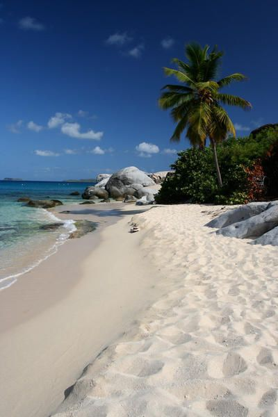 The Baths, Virgin Gorda, BVI -- was a fun place to explore and snorkel