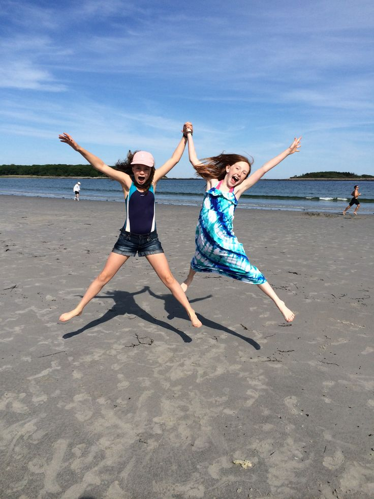 We have reached summer's peak. The beach days are now officially amazing.