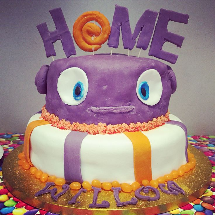 17 Best Images About Dreamworks Home Party On Pinterest