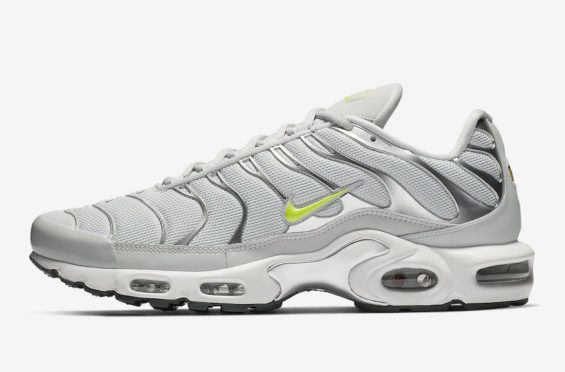 size 40 98b5e eea6e What Would You Rate The Nike Air Max Plus Grey Volt  Up next for the