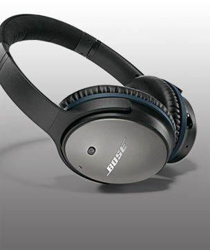 Bose QuietComfort noise cancelling headphones - I slowly lose my mind with the hum of the airplane and wear these pretty much the entirety of my flights.