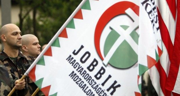 Jobbik - Movement for a Better Hungary - (Jobbik Magyarországért Mozgalom)  Founded in 2003. Extreme nationalist far-right party. Won close to 15 % of the votes in the June 2009 European Parliament elections; accused of campaigning on an anti-Jewish and anti-Roma platform. In 2007, the Jobbik established the Hungarian Guard (Magyar Garda), a black-uniformed paramilitary organization. The group was banned during 2009 by a Budapest court but was later reconstituted under a different name.