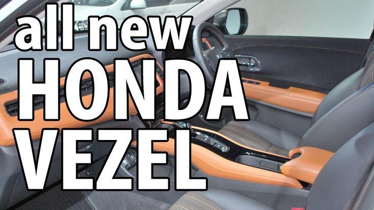 Honda Vezel / Honda HRV compact suv