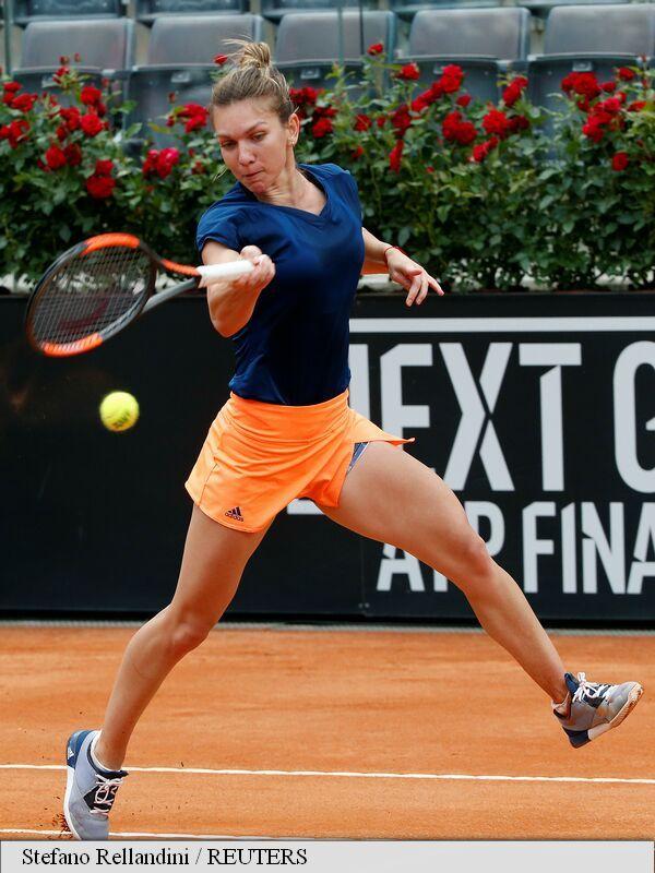 UPDATE Tenis: Simona Halep va juca finala turneului WTA de la Roma (FOTO) – AGERPRES