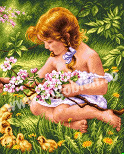 Cod produs: 0.58 Povestea florilor de cires Culori: 36 Dimensiune: 21 x 26 cm