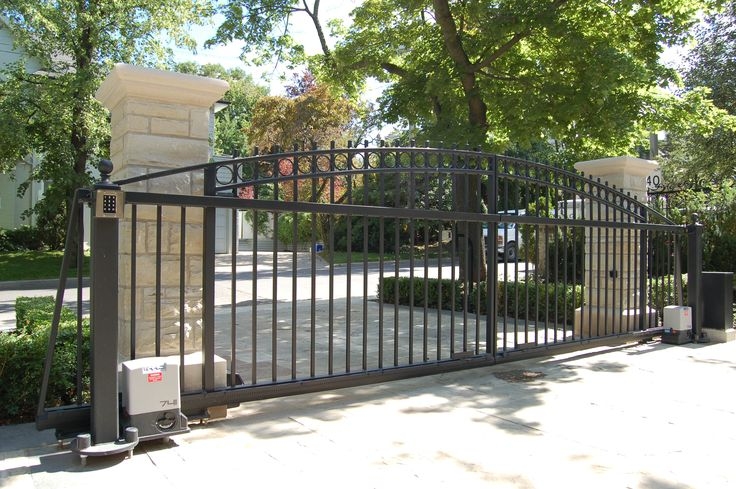 9 Best Images About Electric Gates And Doors On Pinterest