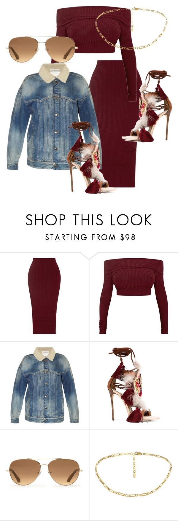 """""""mannequinxo x don't mess with my man .. nicki minaj"""" by xxxthebombshellfactoryxxx ❤ liked on Polyvore featuring Golden Goose, Dsquared2 and Stella & Dot"""
