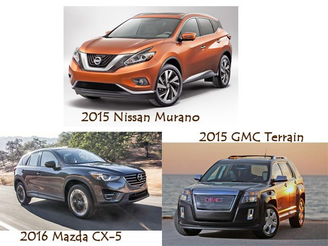 SUV Rankings of the Most Affordable 2-Row SUV