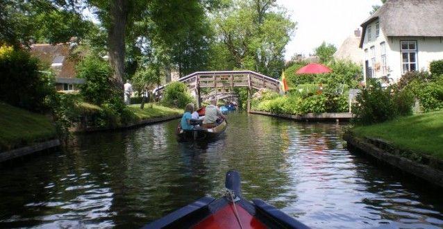 Tip:  Dagje uit of weekendje weg in Giethoorn!