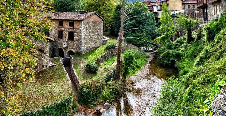 Molino, Potes #Cantabria #Spain