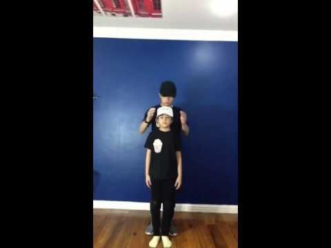 Musical.ly dance compilation ‪#‎SiblingGoals‬ Created by Ranz Kyle