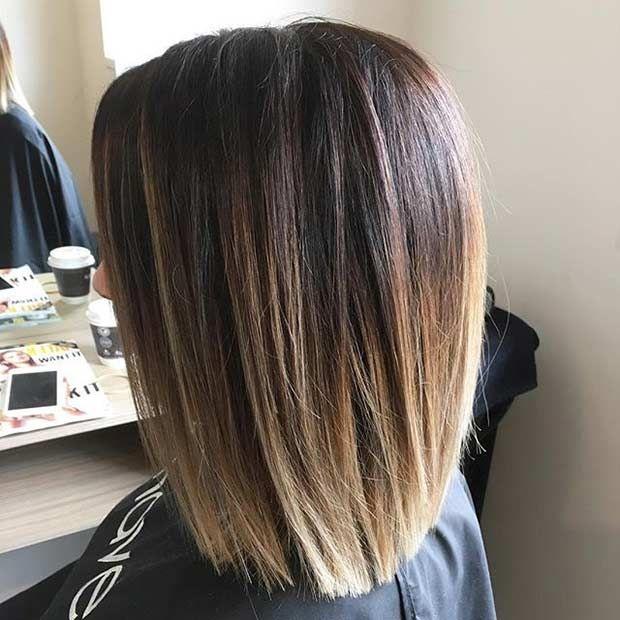 31 Best Shoulder Length Bob Hairstyles Stayglam Hairstyles Hair