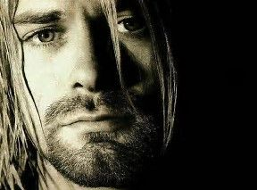 When I was writing Dev Jackson, I kept thinking of Kurt Cobain. I found this image, and just, wow. Maybe a little less scruff, but those eyes? Definitely.