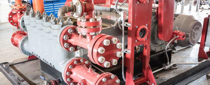 Power Zone Reciprocating Pump