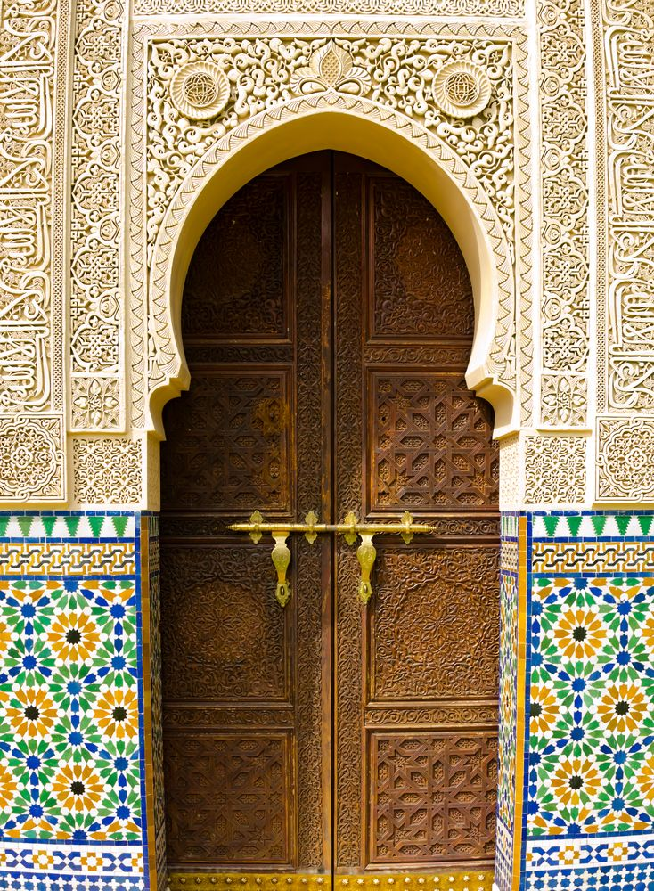 451 best images about doors on pinterest morocco for Architecture marocaine