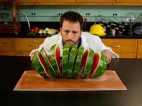 You're Eating Watermelon Wrong from CookingChannelTV.com