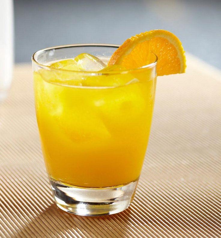 Almond Driver with Smirnoff® Amaretto Flavored Vodka - ChefKey