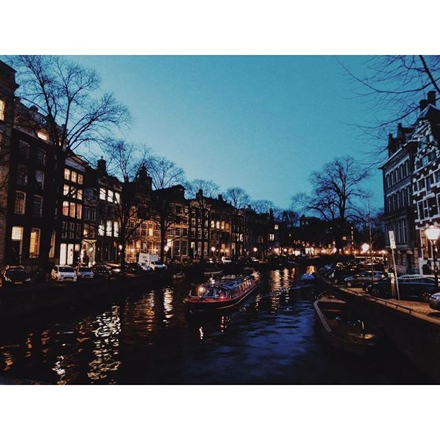 Picture taken by @georgia8ms #Amsterdam #Netherlands #lake #boats #trees #luxury #sunset #nature #relaxing #travel #travelingram #instatravel #instatraveling #trip #bestoftheday #tourism #vacation