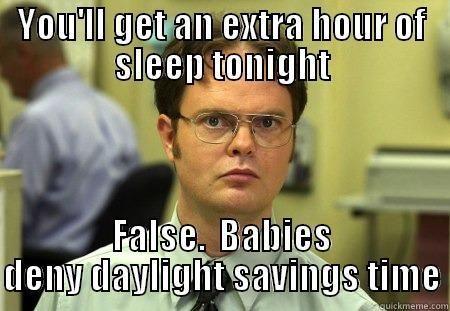Daylight Savings meme