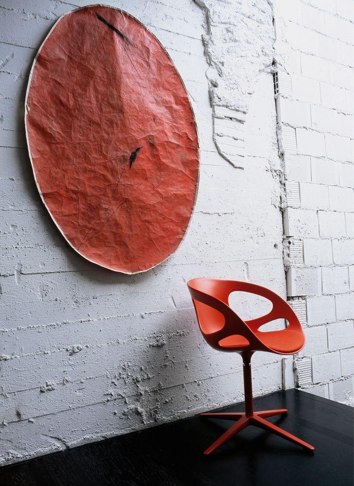 #fritzhansen Stuhl Rin | Der Rin™ ist ein Mehrzweckstuhl, der 2008 vom japanischen Designer Hiromichi Konno entworfen wurde. In perfekter Harmonie zwischen japanischer und dänischer Designtradition ist ein Stuhl mit einer einzigartigen Formgebung entstanden. Konnos Faszination von der Natur und sein ...