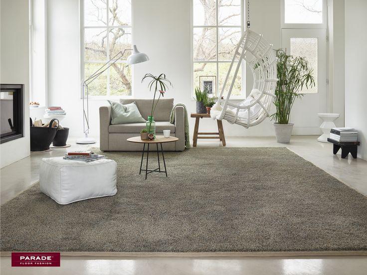 Maak je interieur compleet met dit mooie hoogpolige Chanelle 221 vloerkleed van Desso. #desso #interior #livingroom #livingroomideas #rugs #vloerkleed #vloerkledenloods