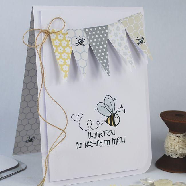 'Little Bee Cuties' Digital Image & 'Isabelline' Digital Paper Pack.