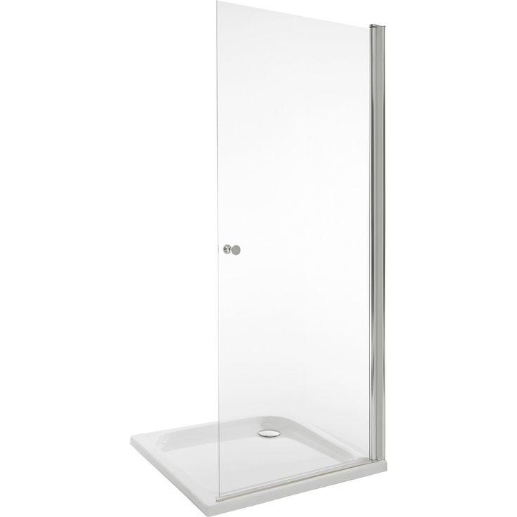 Kombinationsvarianten • Abperleffekt • Heb-Senk-Scharnier ✓ OBI Drehtür Visolo Chrom 195 cm x 80 cm x 5 cm ➜ Türen & Seitenwände jetzt bei OBI kaufen!