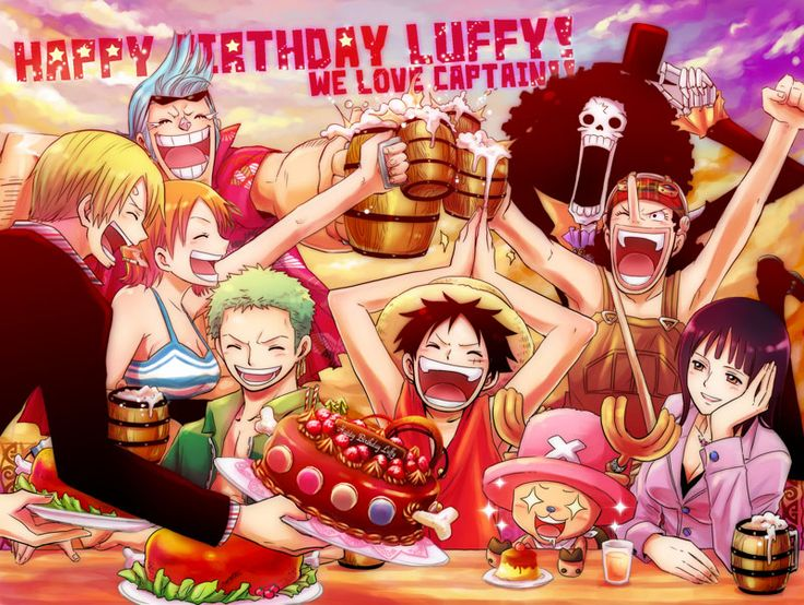 30 best Anime happy birthday images on Pinterest | Happy ...