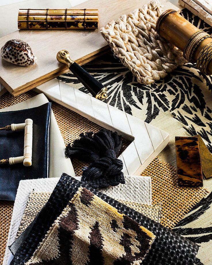 Elle decor furniture, black and gold furniture | Discover more at http://memoir.pt/inspirations/