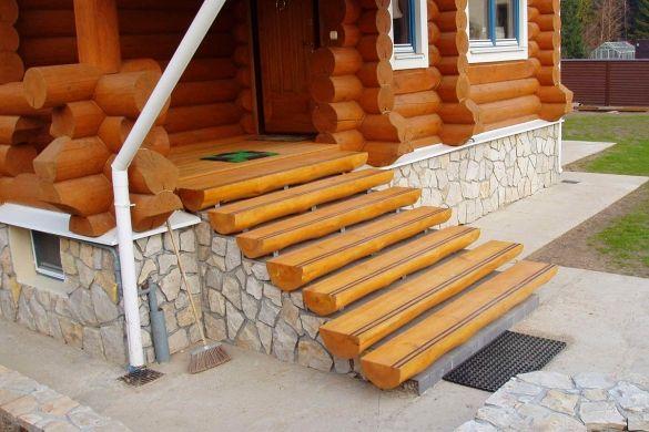 Наружные лестницы - декоративность и функциональность в тандеме - Дом и стройка - Статьи - FORUMHOUSE
