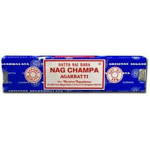 Satya Sai Baba's Nag Champa Incense (1x40 GM) G240-ECW201798